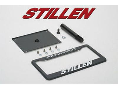 Stillen 370z G37 Front License Plate Bracket Z1