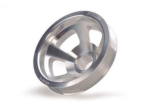 Stillen VQ35HR / VQ37VHR Lightweight Crank Pulley