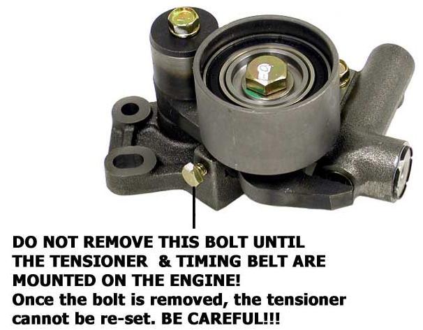 T Belt Tensioner