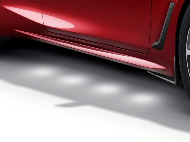 Great OEM Infiniti Q60 Radiant Exterior Ground Lighting$185.00