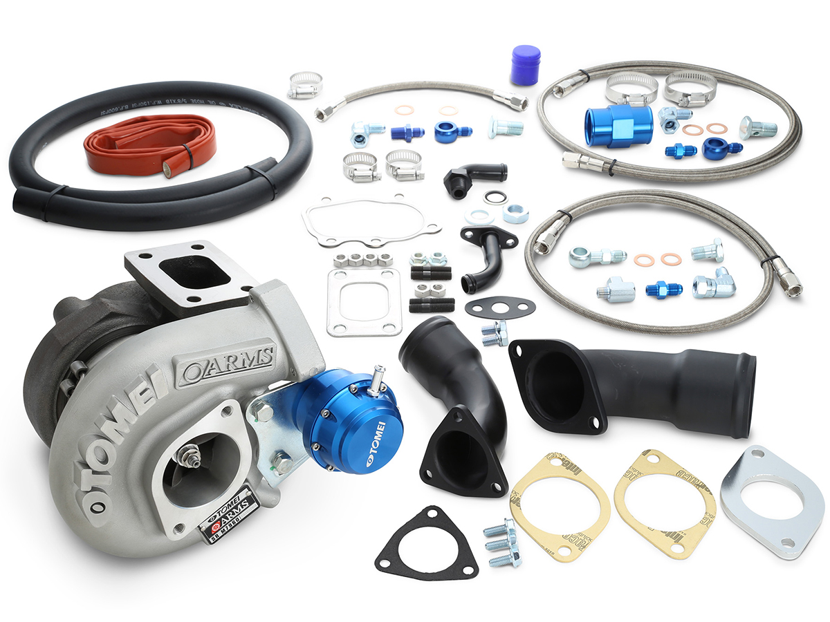 Tomei Arms M8270 Turbocharger Kit Ka24det Z1 Motorsports Ka24de Alternator Wiring Diagram With Over 20 Years Since Its Initial Debut Nissan Enthusiasts Are Continuously Looking For High Quality Performance Parts To Tune Their