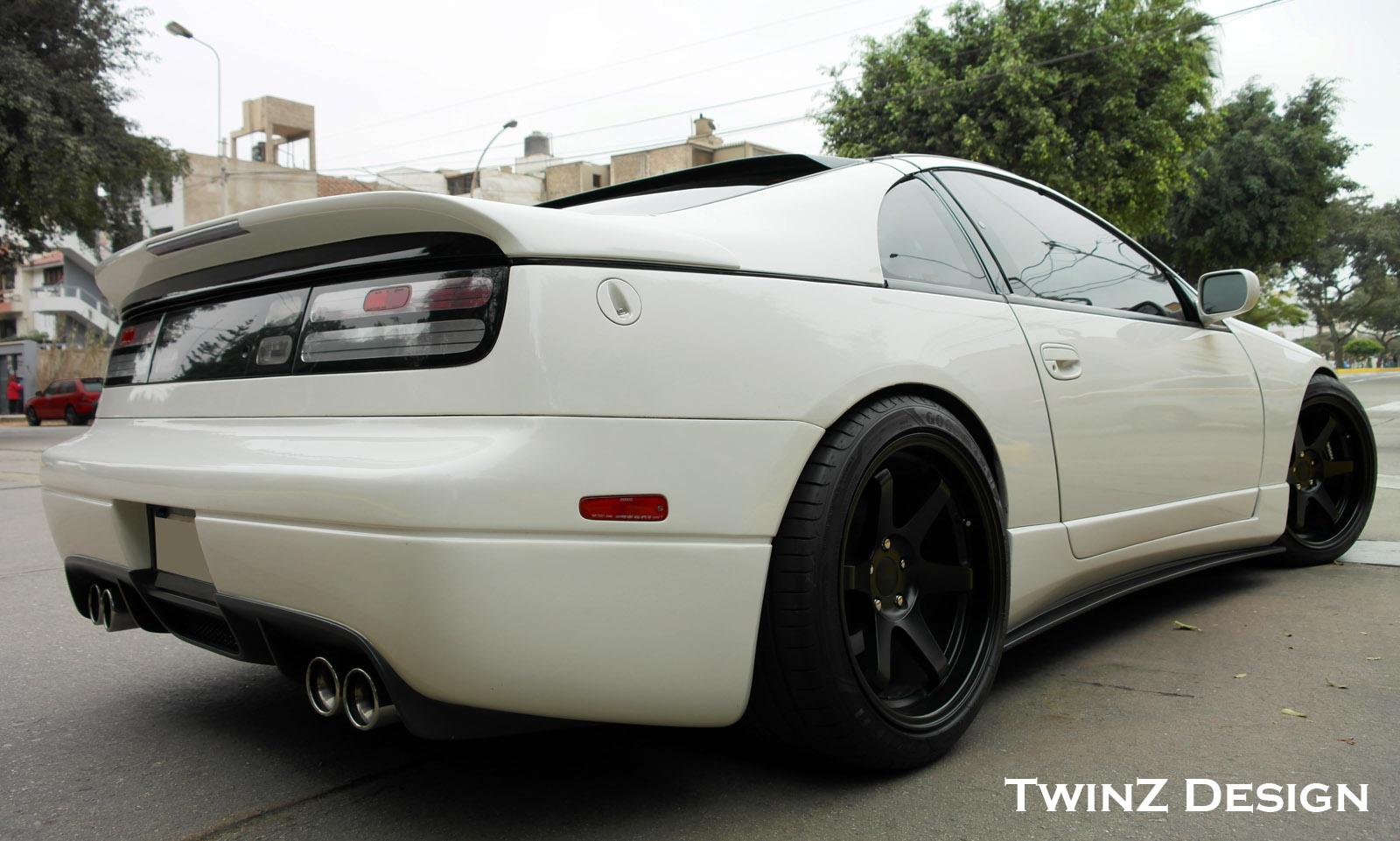 Twinz Design Z32 Rear Wing Spoiler Type 1 2 Amp 3 Z1