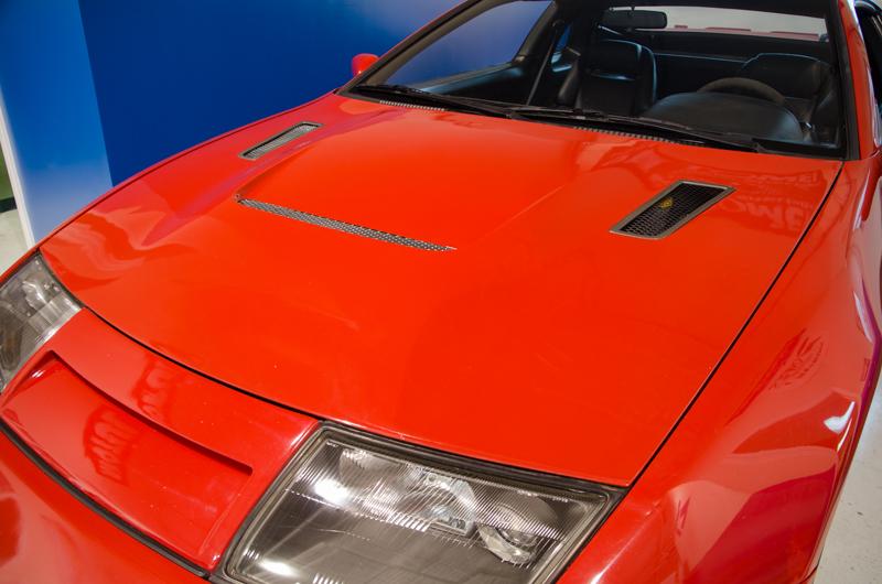 Twinz Design Z32 Vented Hood Type 1 Z1 Motorsports