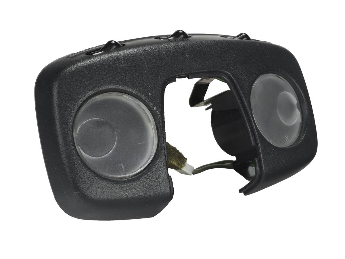This Light Embly Can Be Found Mounted To The Windshield Frame Surrounding Rear View Mirror On All Convertible 300zx Models As Age