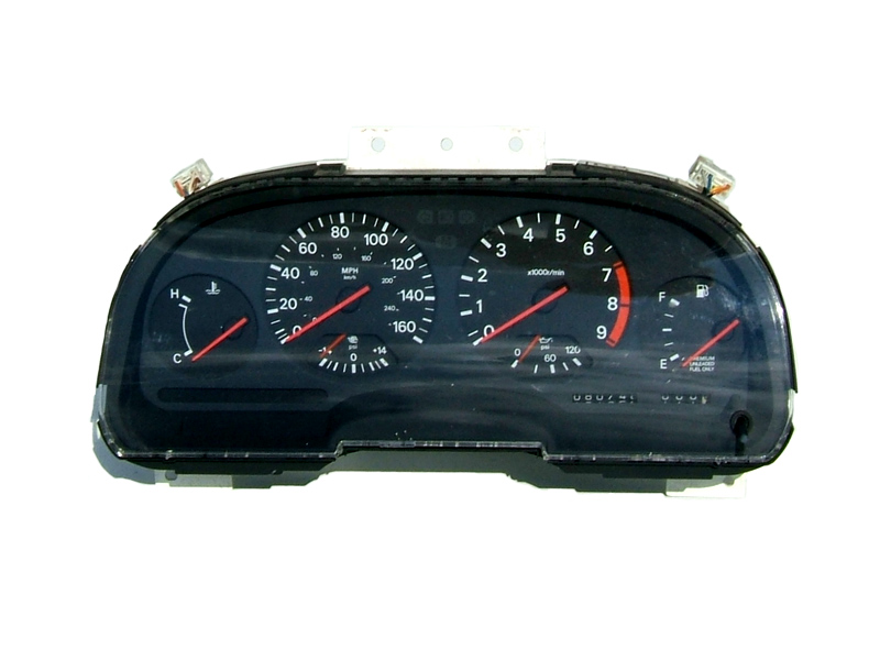 Used Gauge Cluster Assembly Z1 Motorsports. Used Gauge Cluster Assembly 9500. Wiring. 300zx Gauge Wiring Diagram At Scoala.co