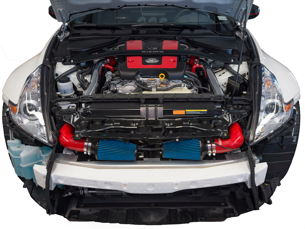 Z1 Motorsports 370Z / G37 Cold Air Intake Kit, Performance ...