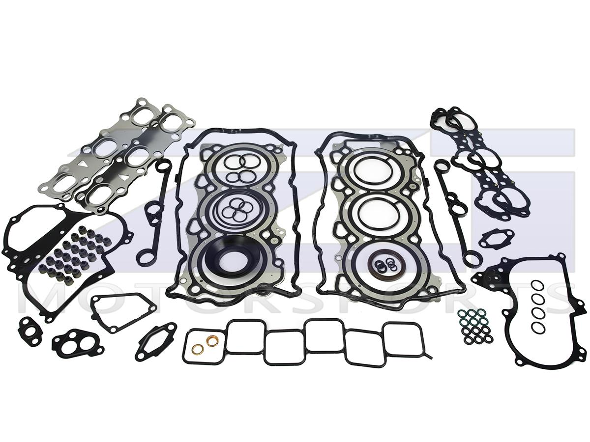 OEM Nissan VQ37VHR Engine Gasket Set 370Z G37, Z1 Motorsports 300ZX