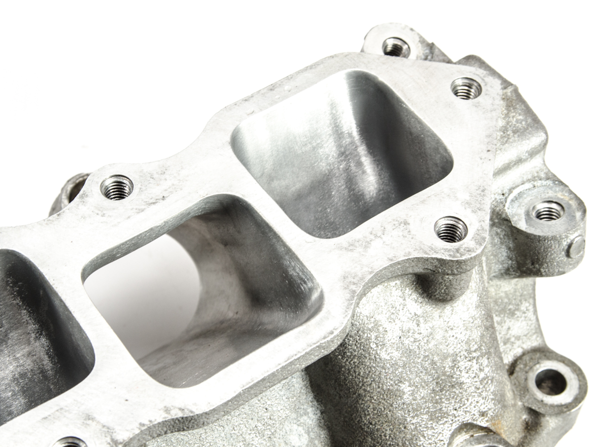 Z1 Motorsports Ported Lower Intake Manifold - VQ35HR