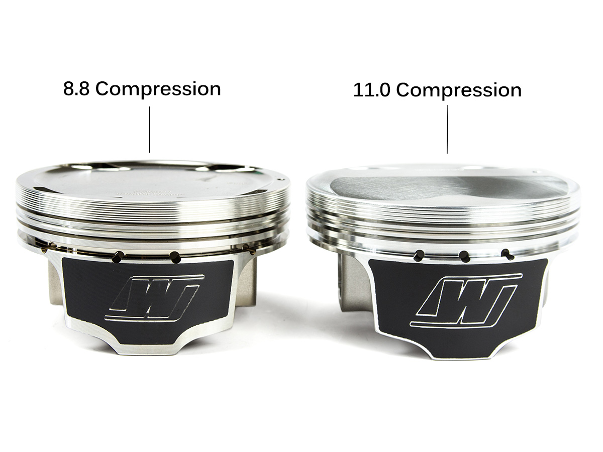 Wiseco Vq35 Forged Pistons Z1 Motorsports