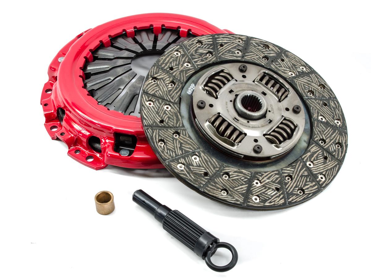 Z1 370Z / G37 Performance Street Clutch Kit, Z1 Motorsports