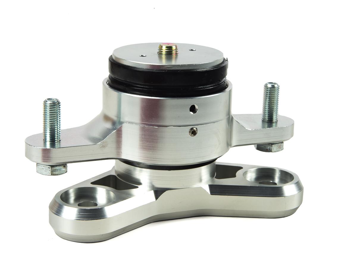 Billet Aluminum Urethane Transmission Trans Mount for 350Z G35 03-09