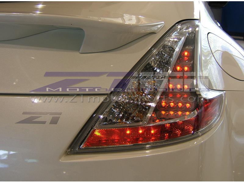 JDM 370Z Tail Lights, Z1 Motorsports