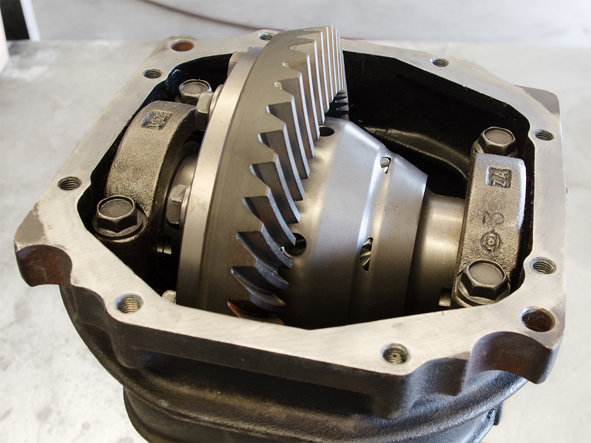 Z1 370Z / G37 / Q60 Fully Built & Complete R200 Differential