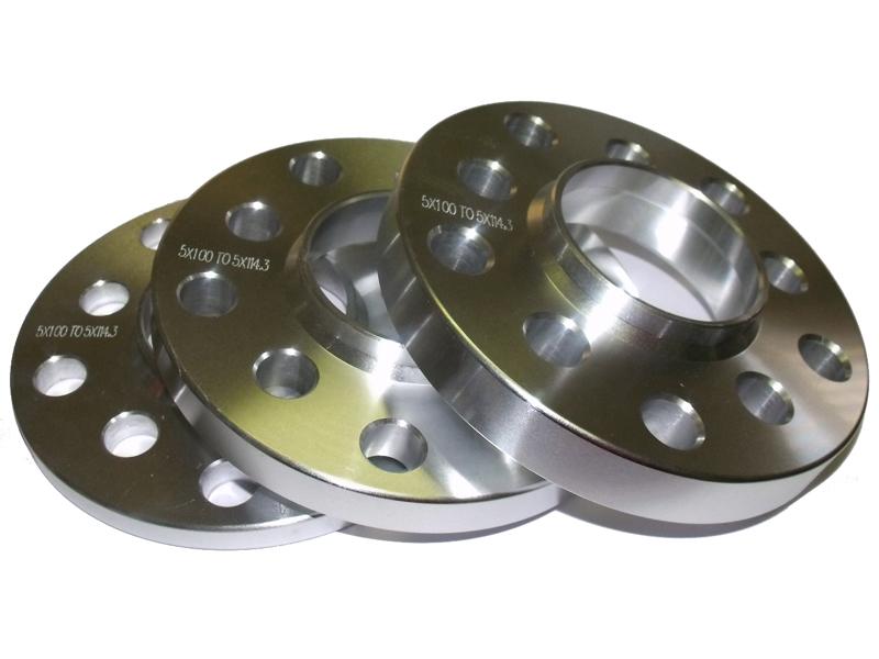 Cnc Aluminum Hub Centric Wheel Spacers 2 5 5 10 15 20mm Z1