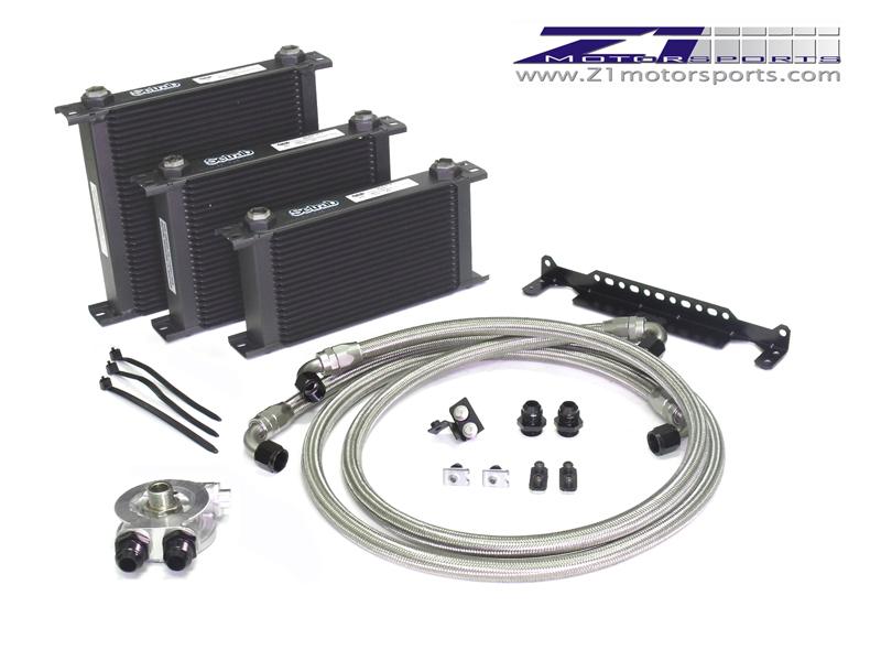 Z1 Motorsports 370Z/G37 Oil Cooler Kit, Z1 Motorsports 300ZX