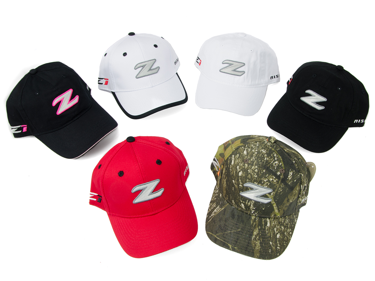 e4f63424ab9 Embroidered  Z  Hat  15.00