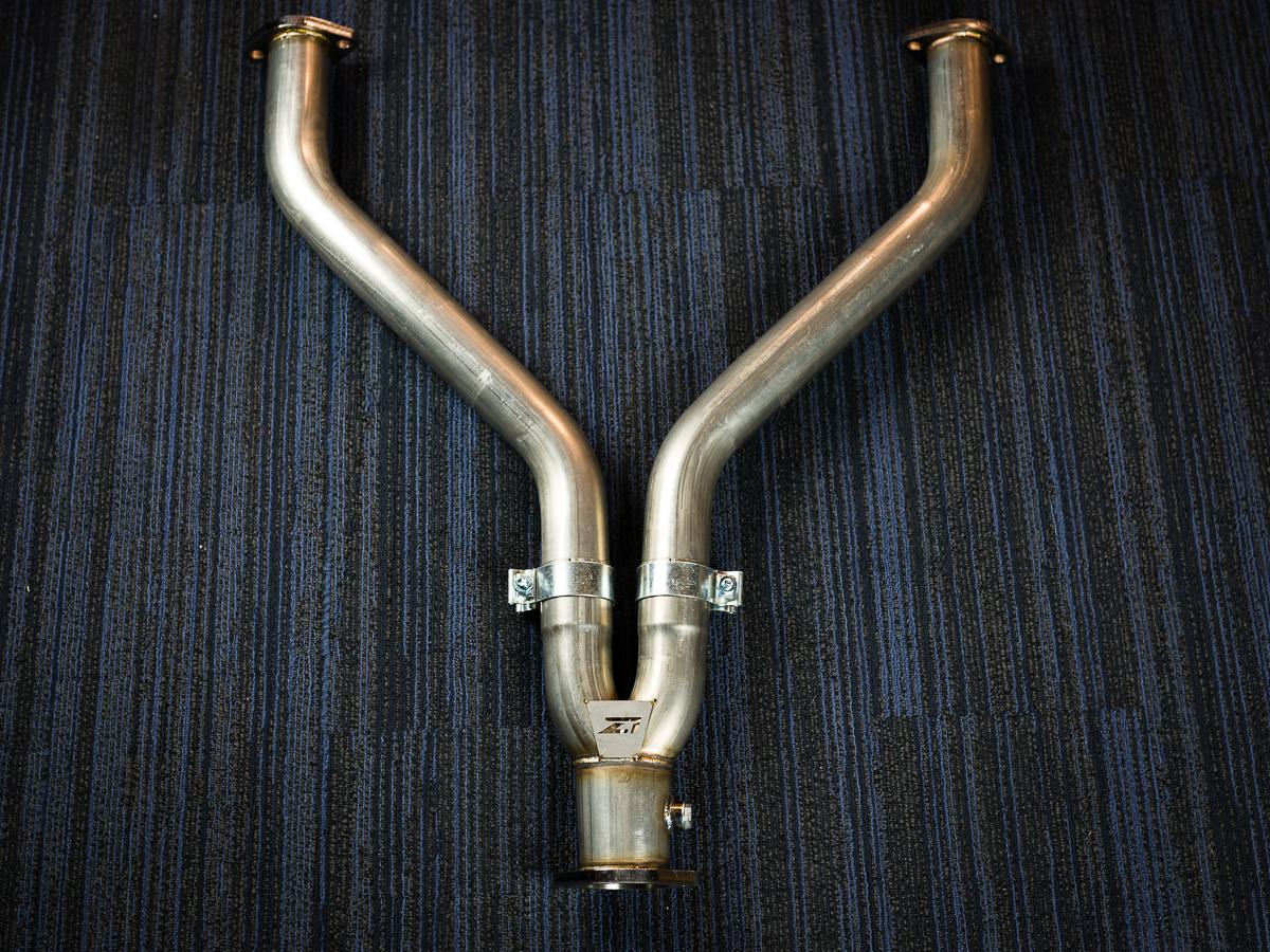 Z1 Motorsports Stainless Steel Y-Pipe, Z1 Motorsports 300ZX
