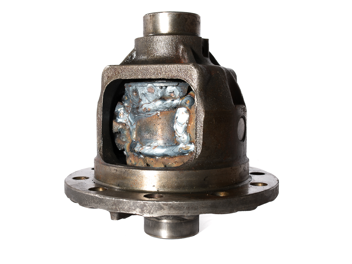 Used Welded R200 Open Differential Z1 Motorsports