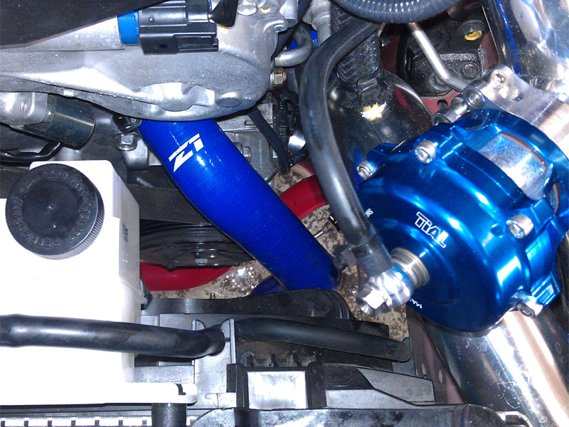 Z1 350Z HR Silicone Radiator Coolant Hoses, Z1 Motorsports