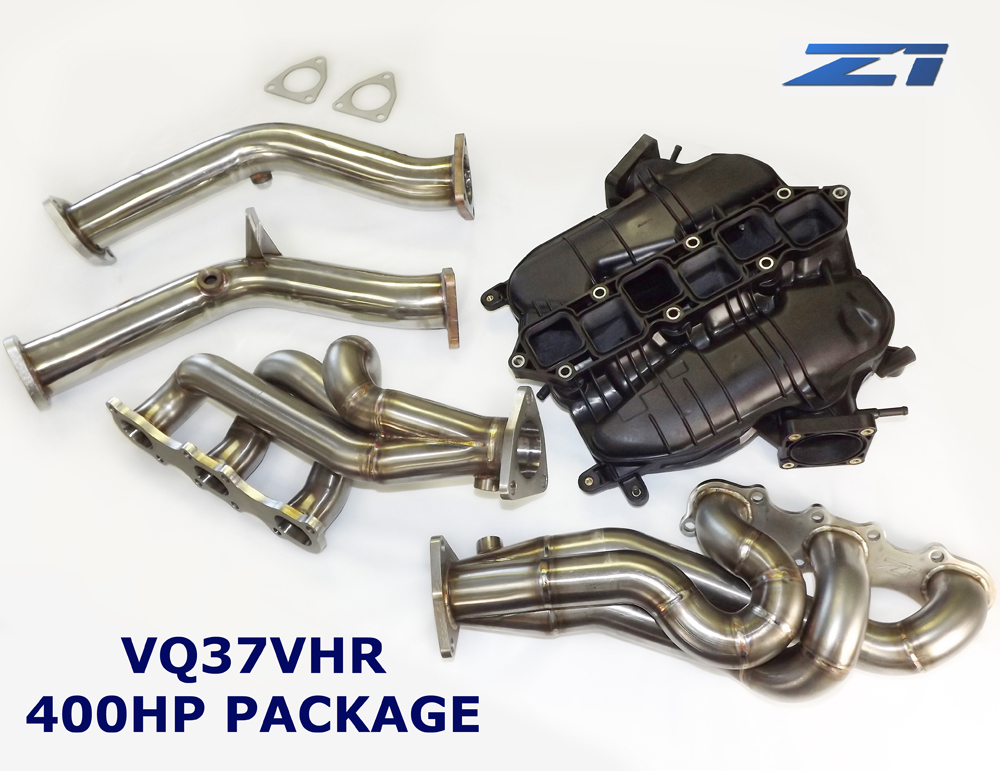 VQ37VHR 400HP Package, Z1 Motorsports 300ZX Performance