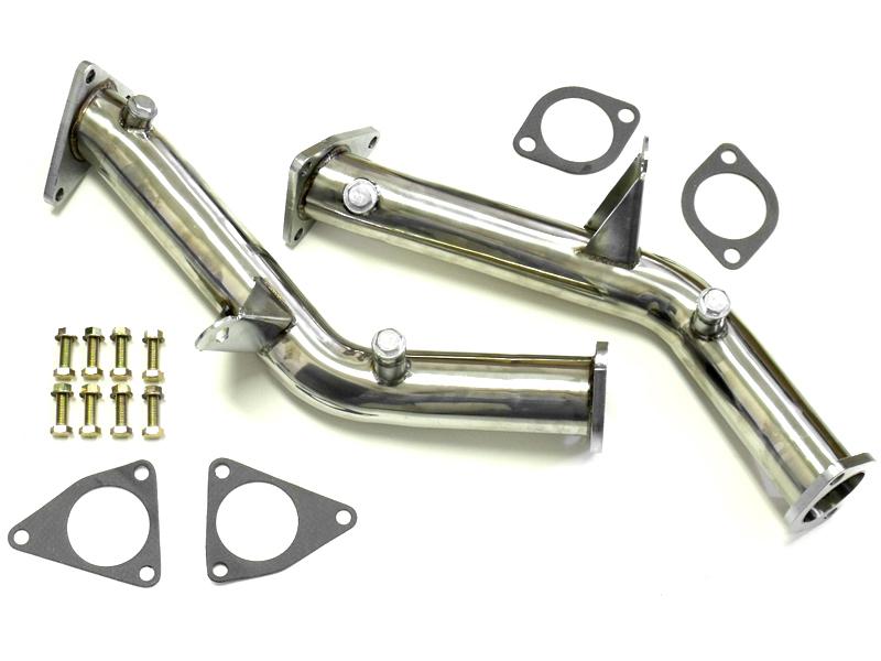 Z1 Motorsports 370Z/G37 SS Test Pipes - Nissan 370Z Forum