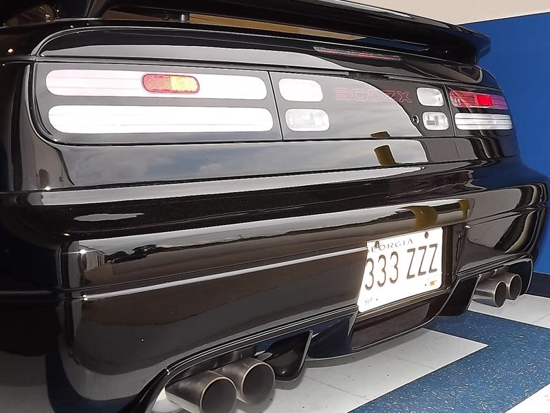 99 JDM Z32 300ZX Tail Lights Z1 Motorsports