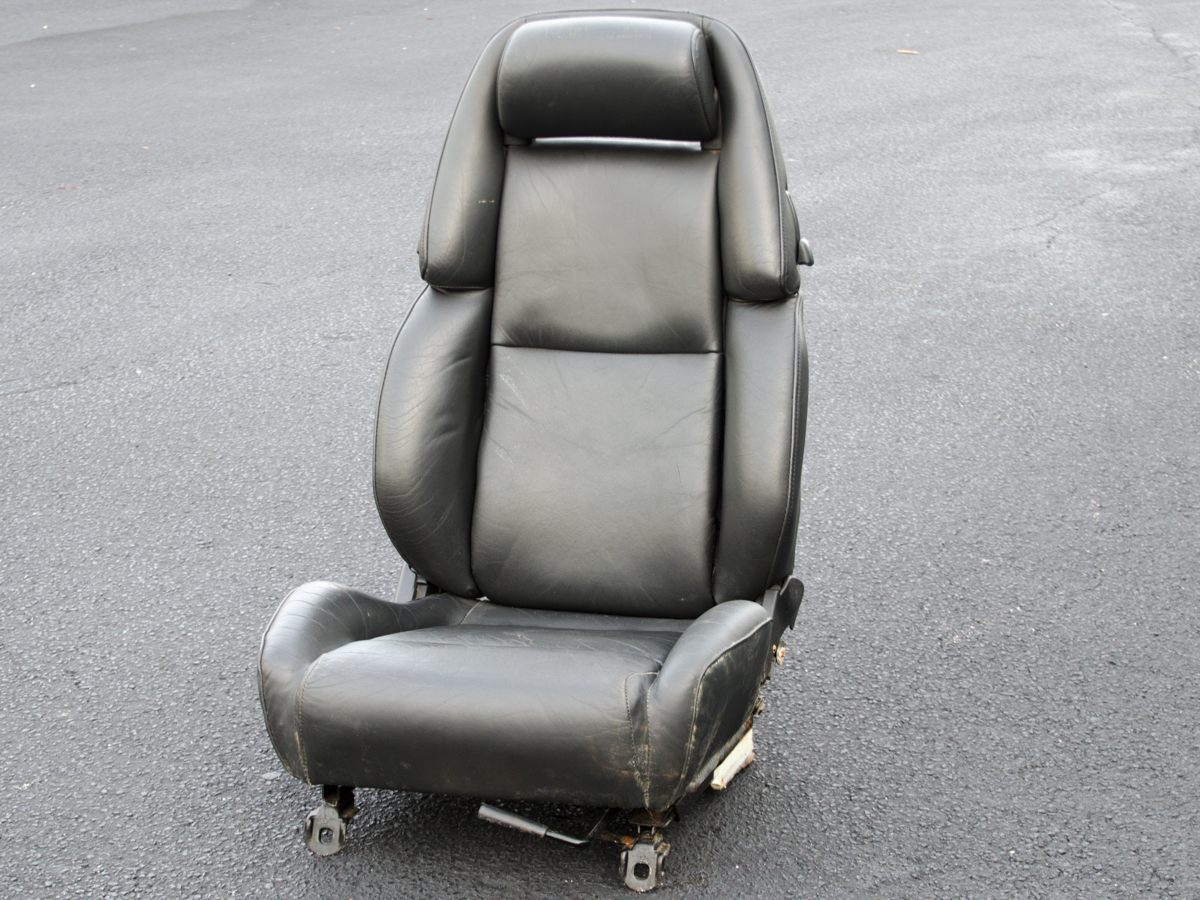 Sale Used Usdm Leather 300zx Power Seat Pair Z1