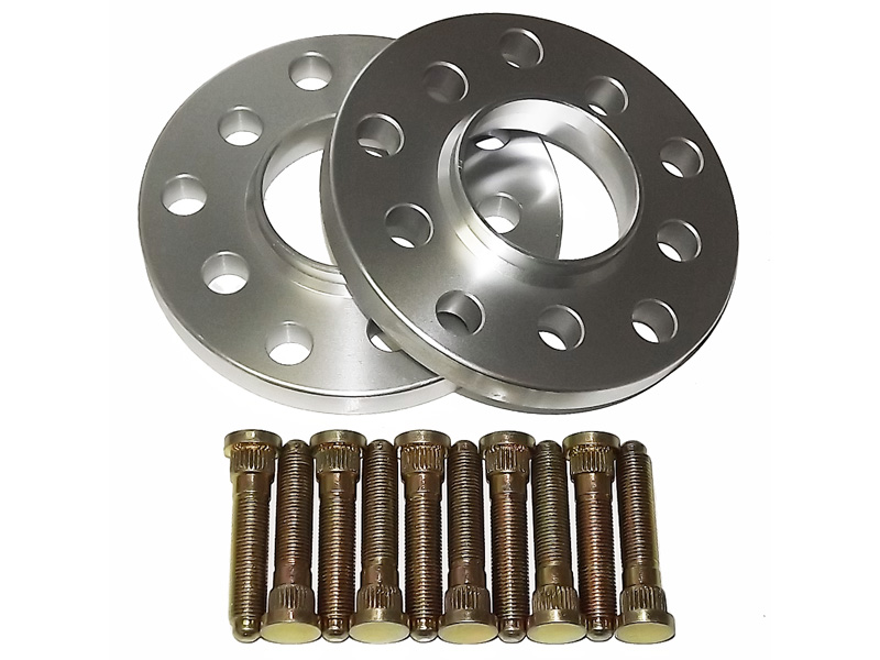 Z1 Hub Centric Wheel Spacers Ball Nose Extended Studs Z1