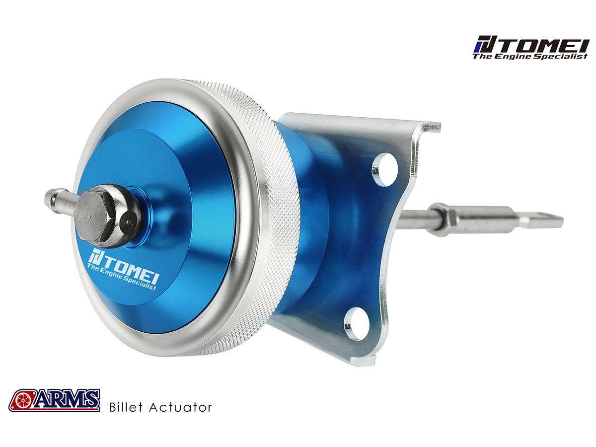 Tomei ARMS MX8265 RB25DET Billet Turbocharger Kit - 450HP