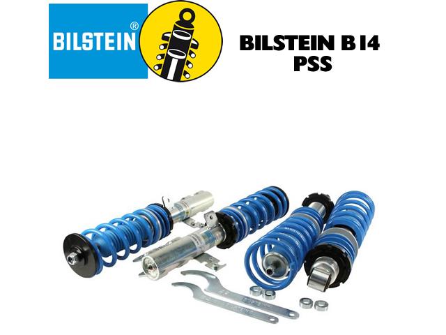 bilstein b14 pss coilover kit 350z g35 z1 motorsports. Black Bedroom Furniture Sets. Home Design Ideas