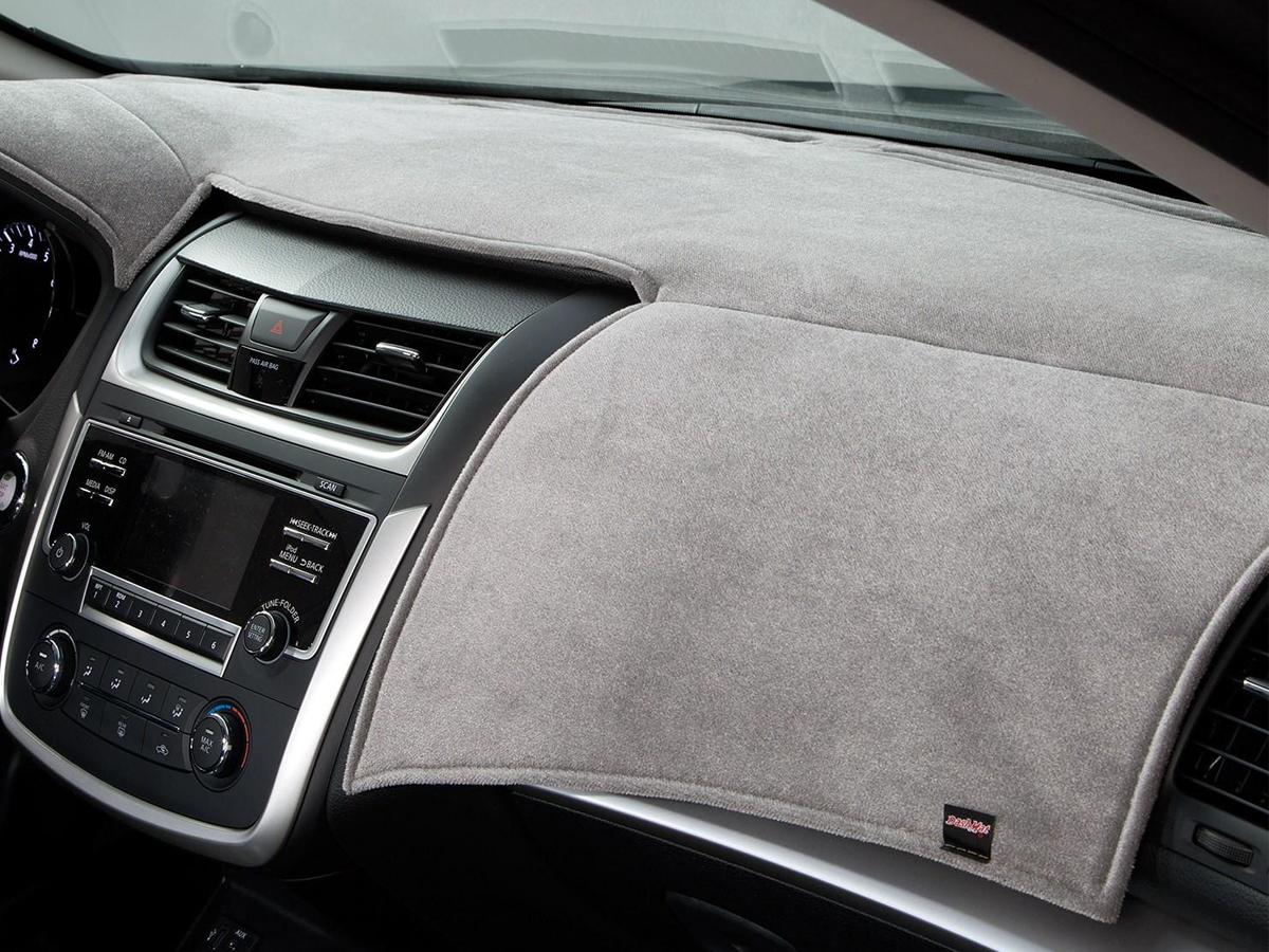 Oneuda Flannel Dashmat Dashboard Cover Dash Pad Car Mat Carpet Sun Shade for/Infiniti G25 G35 G37 Q40 Q60 2008-2012 2013 2014 2015 Anti-Slip Dash Board Cover Auto Accessories