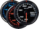 Defi Racer Gauge -- Temperature