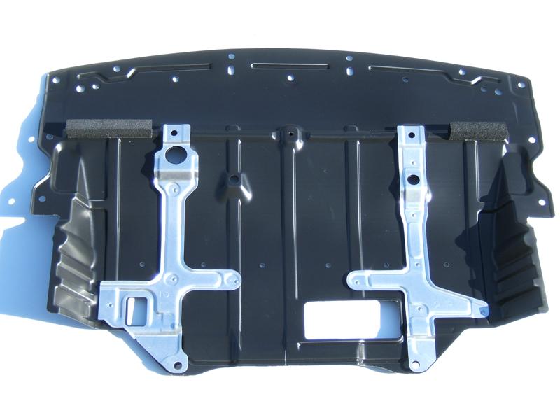 OEM G37 / Q60 Engine Undershroud - 2WD, Z1 Motorsports