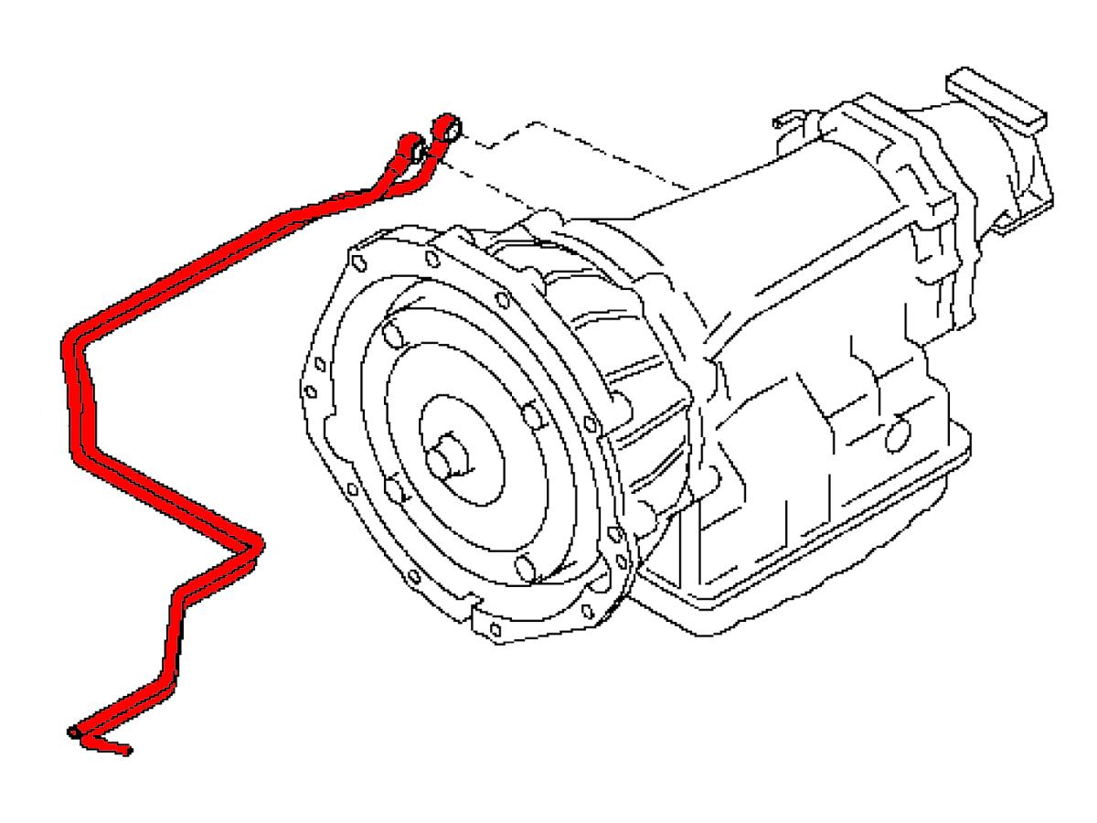 Prime Oem G37 G35 Sedan Automatic Transmission Cooler Line Z1 Motorsports Wiring Digital Resources Funapmognl