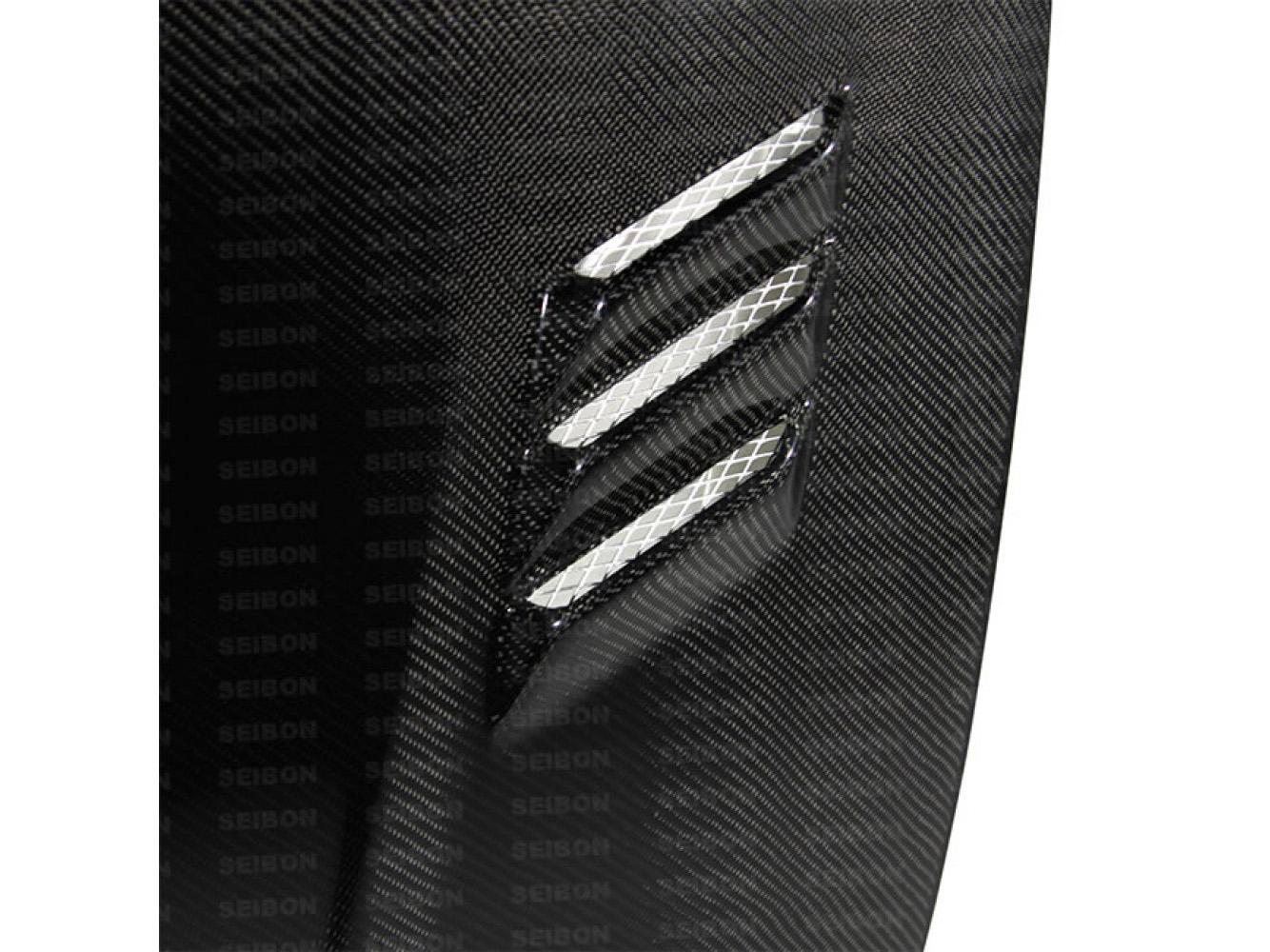 Seibon 370Z BD Style Carbon Fiber Hood