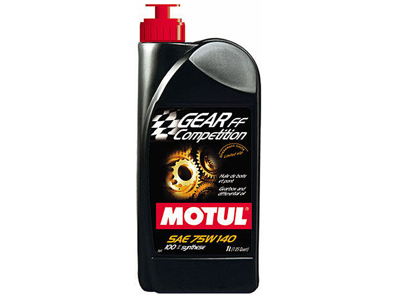 MOTUL Gear Competition 75w140 Differential Fluid