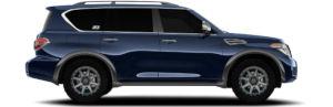 Nissan Armada 2017 2018 2019 2020 2021