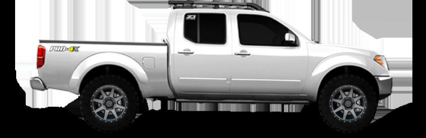 Nissan Frontier 2004 2005 2006 2007 2008 2009 2010 2011 2012 2013 2014 2015 2016 2017 2018 2019 2020 Z1 Off-road