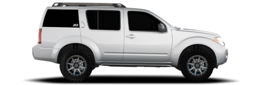 Nissan Pathfinder 2005 2006 2007 2008 2009 2010 2011 2012 Z1 Off-road