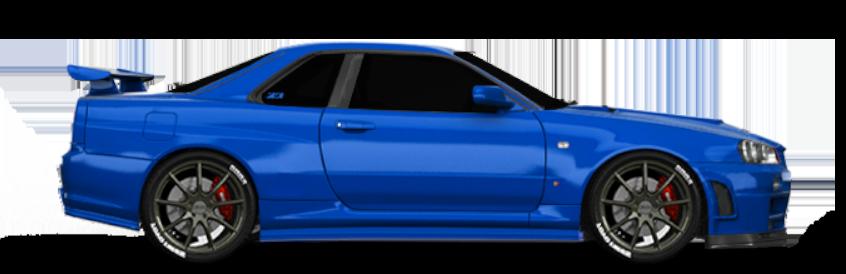 Nissan Skyline Coupe Sedan R34 GTR GT-R BNR34 GTS-T GTST GTS AWD ATTESA 1999 2000 2001 2002 RB20DET RB25DE RB25DET RB26DETT Z1 Motorsports