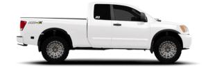Nissan Titan A60 2004 2005 2006 2007 2008 2009 2010 2011 2012 2013 2014 2015 2016 2017 VK56 Z1 Off-road