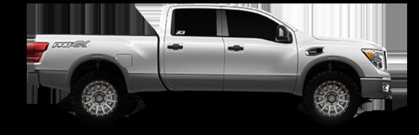Nissan Titan XD H61 2016 2017 2018 2019 2020 Cummins Diesel Z1 Off-road