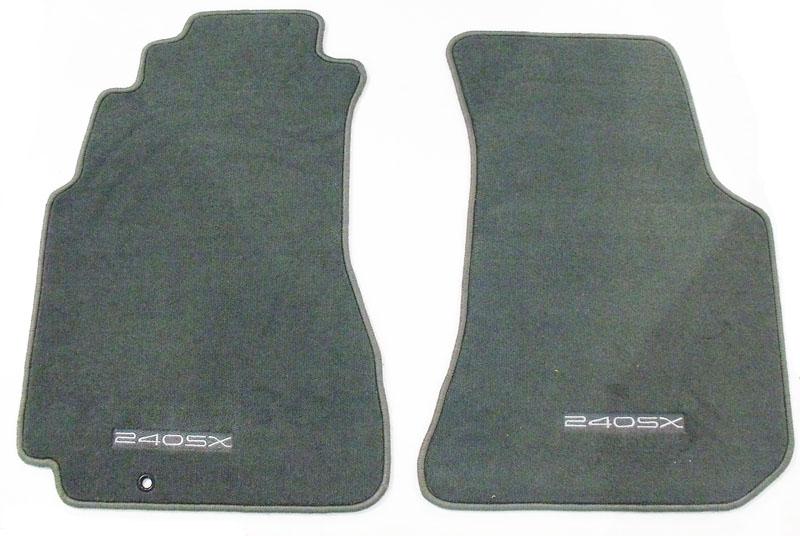 Nissan 240sx floor mats floor matttroy for 180sx floor mats