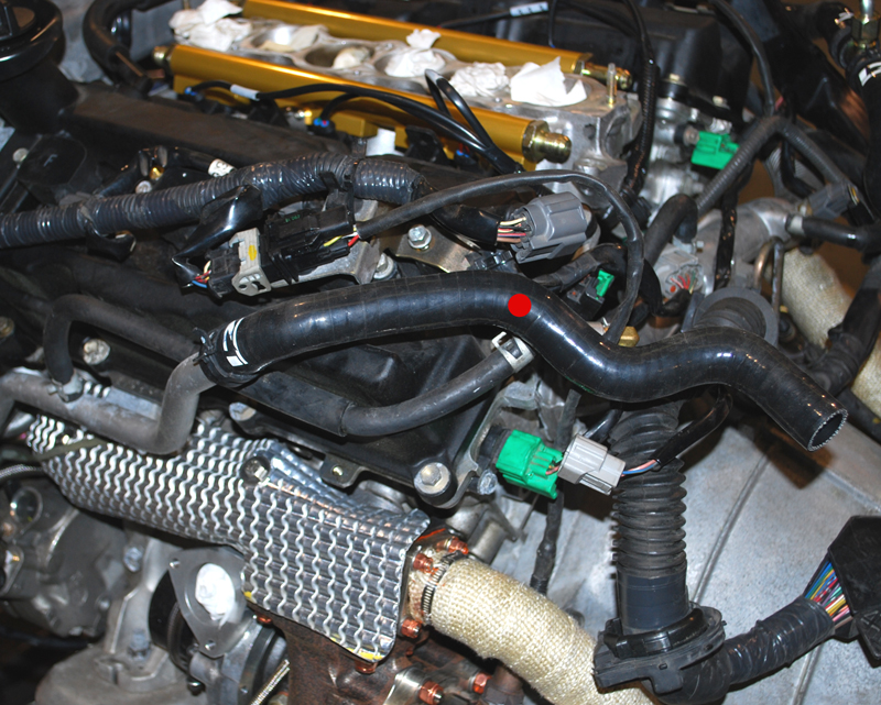 Z1 350Z  G35 Silicone Heater Hose Set  VQ35DE  Performance OEM and Aftermarket Engineered