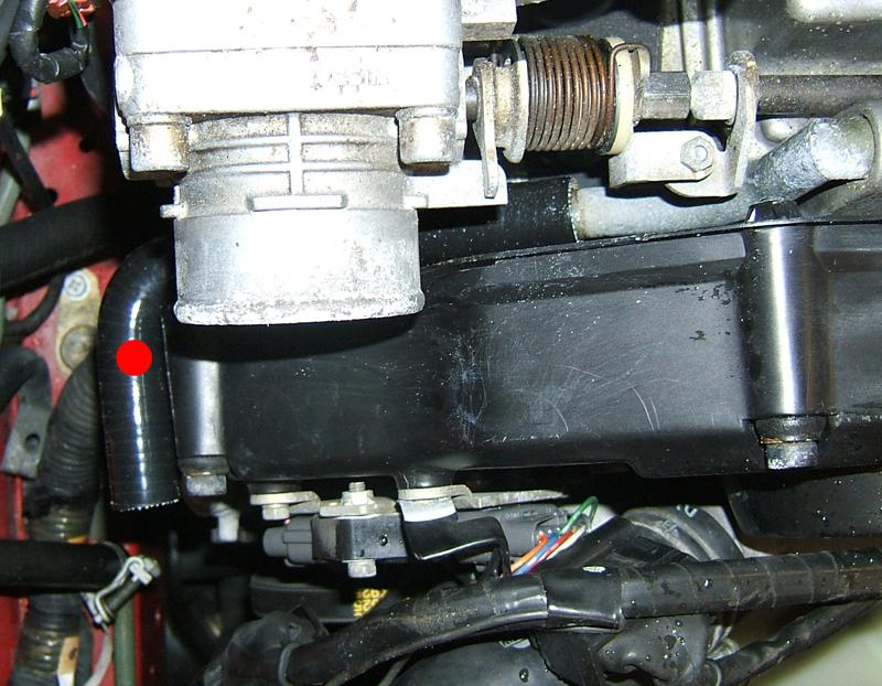 Ford Explorer Models >> Z1 Silicone 300ZX (Z32) PCV Hose (NA Front Right), Z1 ...
